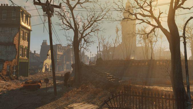 "Image tirée du jeu ""Fallout 4"""